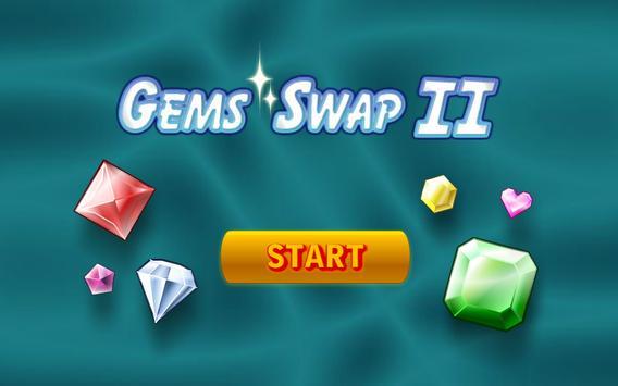 Gems Swap II screenshot 2