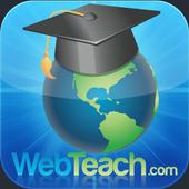 WebTeach.com - Mobile App. icon
