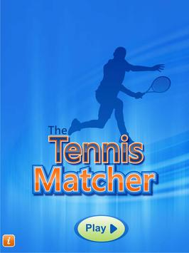 TheTennisMatcher poster