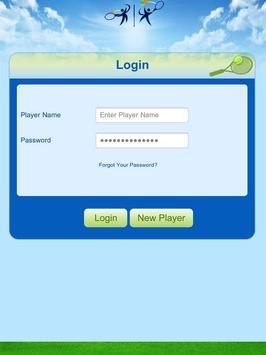 TheTennisMatcher apk screenshot