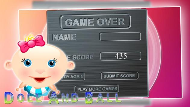 Doll And Ball screenshot 4