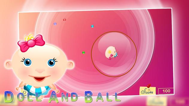 Doll And Ball screenshot 5