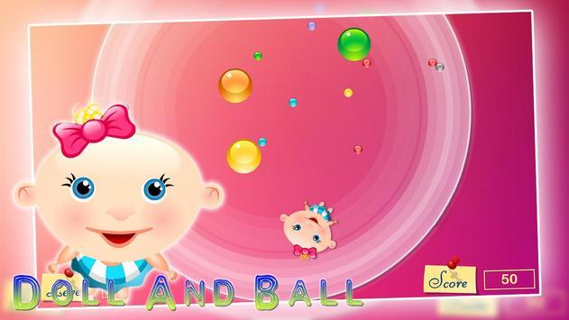 Doll And Ball screenshot 1