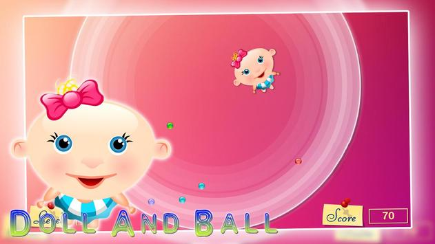 Doll And Ball screenshot 2