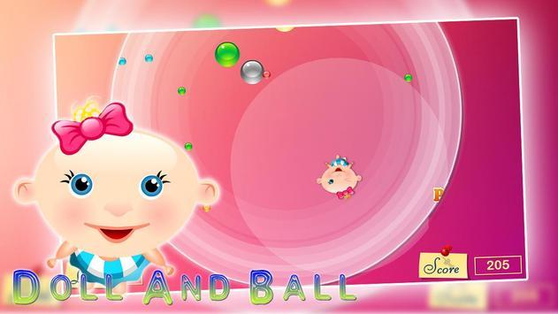 Doll And Ball screenshot 3
