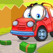 Wheelie 7 - Detective icon