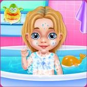 Crazy Baby Super Nanny Help icon