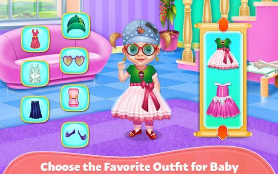 Crazy Baby Super Nanny Help screenshot 15