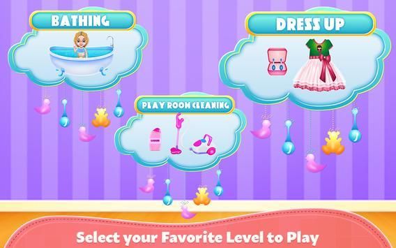 Crazy Baby Super Nanny Help screenshot 1