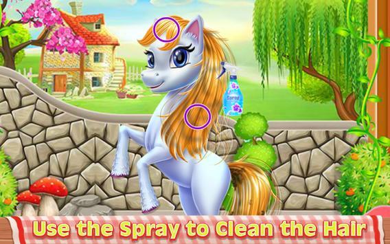 Fairy Pony Horse Mane Braiding Salon screenshot 10