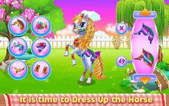 Fairy Pony Horse Mane Braiding Salon screenshot 23