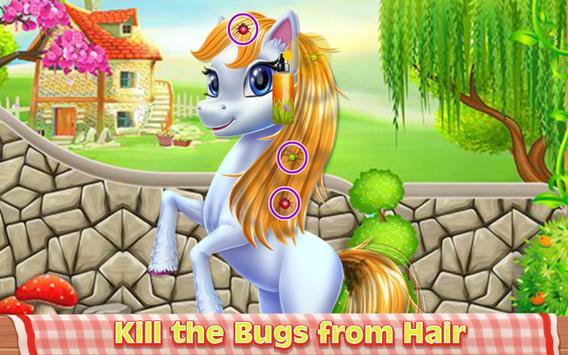 Fairy Pony Horse Mane Braiding Salon screenshot 3