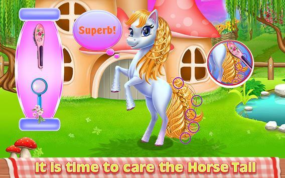 Fairy Pony Horse Mane Braiding Salon screenshot 6