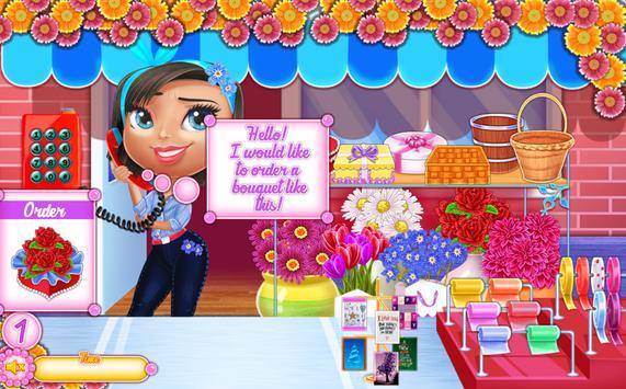 Lara Flower Shop screenshot 1