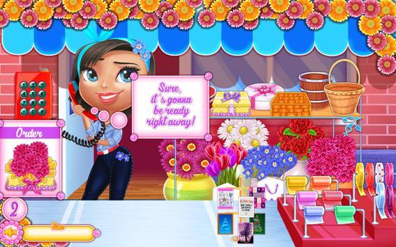 Lara Flower Shop screenshot 2