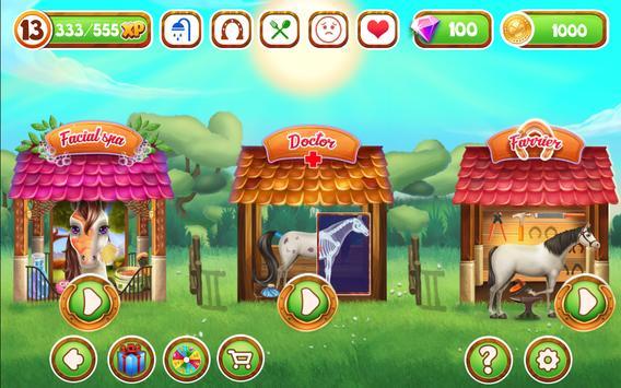 Princess Horse Caring 2 screenshot 7