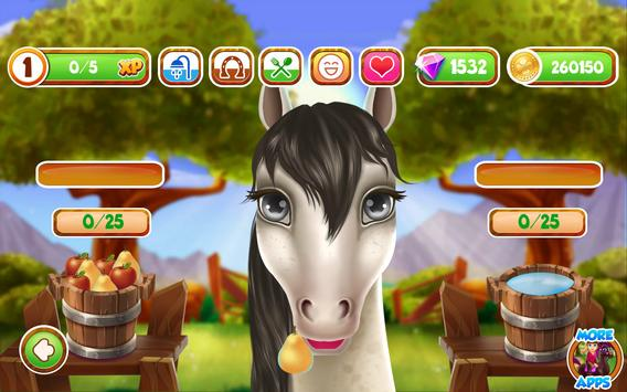 Princess Horse Caring 2 screenshot 2