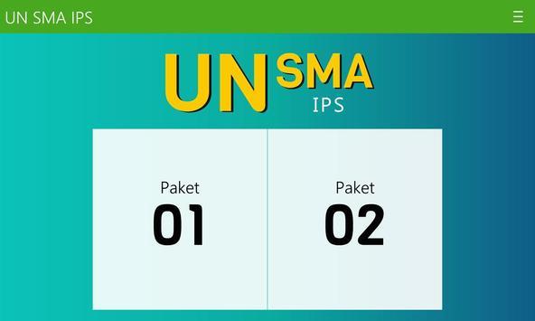 UN & USBN SMA/MA IPS apk screenshot