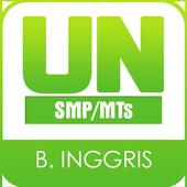 UNBK Bahasa Inggris SMP icon