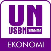 UN & USBN Ekonomi SMA/MA icon