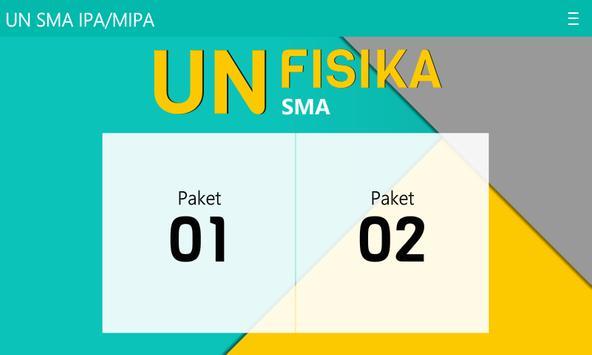 UN & USBN Fisika SMA/MA apk screenshot