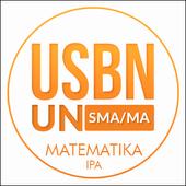 USBN & UN Matematika IPA SMA/MA icon