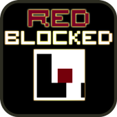 Red Blocked icon