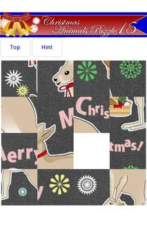 PicPuzzles15DeZooAtChrismas poster