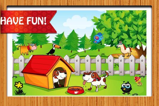 Farm Animals Differences Game apk screenshot