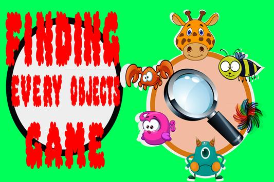 Finding Every Objects Game apk screenshot