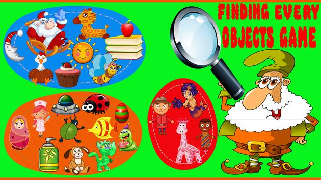 Finding Every Objects Game screenshot 5