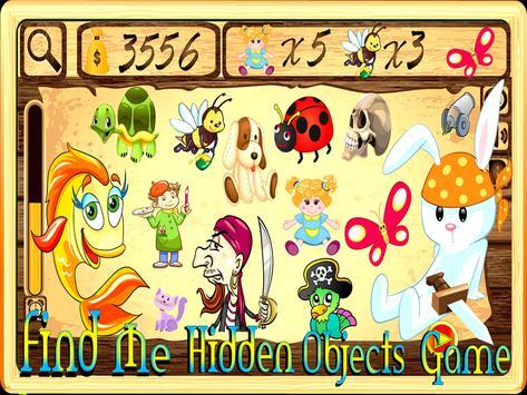 Find Me Hidden Objects Game screenshot 12