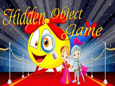 Hidden Object Game apk screenshot