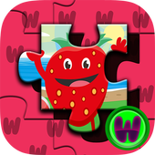 Fruit Jigsaw for Toddlers icon