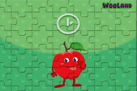 Fruit Jigsaw for Toddlers screenshot 2