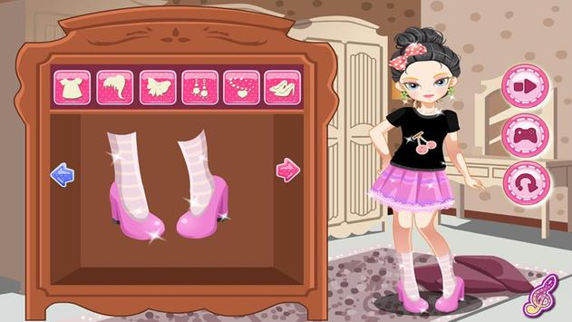Modern Princess Dress Up screenshot 2