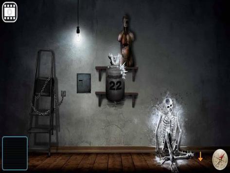 Can You Escape Haunted Room 1? screenshot 1