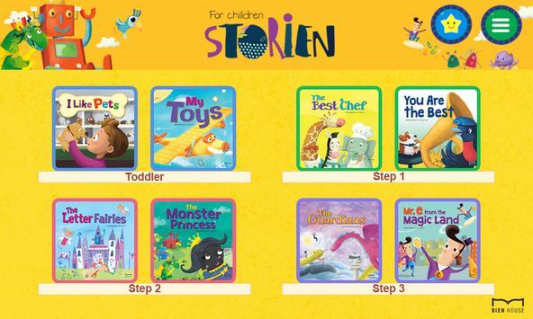 STORiEN Series poster