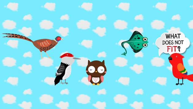 Free Kids Game For Creativity screenshot 5