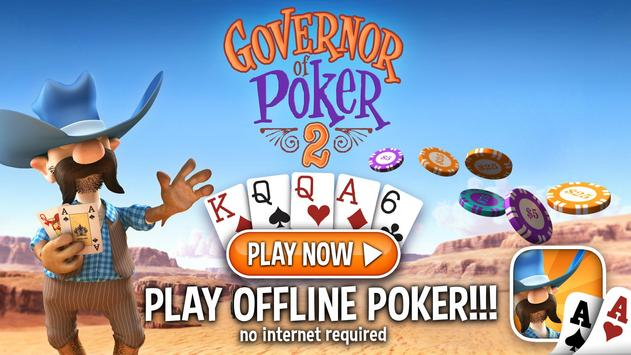 Governor of Poker 2 poster