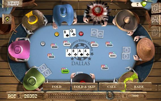 Governor of Poker 2 screenshot 9