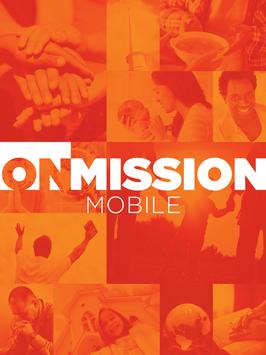 On Mission Magazine poster
