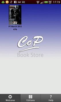 CoP Bookstore screenshot 1
