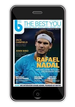 The Best You Magazine apk screenshot