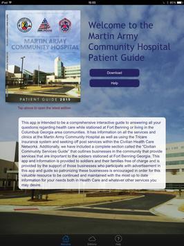 M.A.C.H. Patient Guide poster