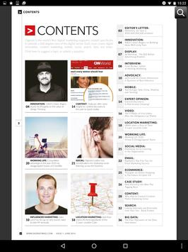 DIGERATI Magazine apk screenshot