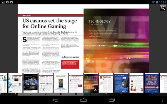 Casino International apk screenshot