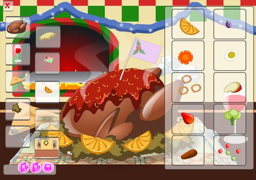 Cooking games cooking chicken screenshot 2