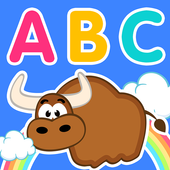 Cute Animal Alphabet icon