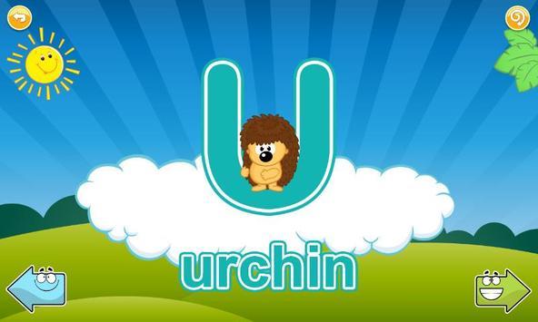 Cute Animal Alphabet apk screenshot